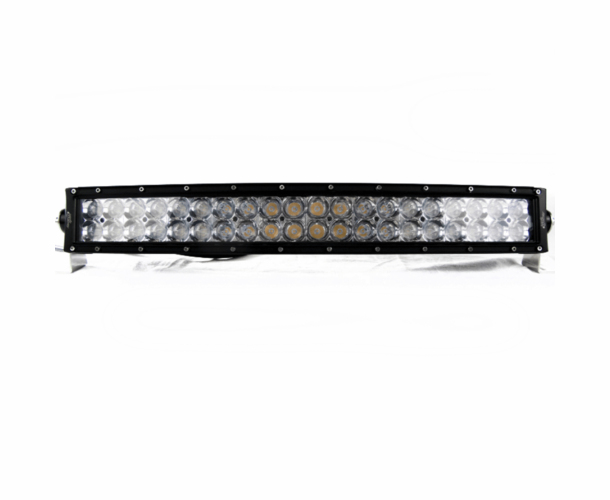 21.5 Inch ECO-Light Series Curved Double Row LED Light Bar By Race Sport Lighting