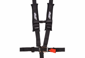 PRP 2 Inch, SFI Approved 5 Point Sewn Seat Harness