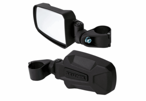 Seizmik Pursuit Aluminum Break Away Side Mirrors |Sold in Pairs|