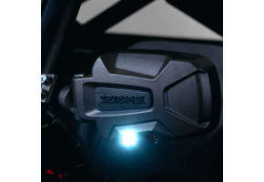 Seizmik Pursuit Night Vision Aluminum Break Away Side Mirrors |Sold in Pairs|