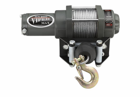 Viper Max 2500 lb. Winch - Steel Cable