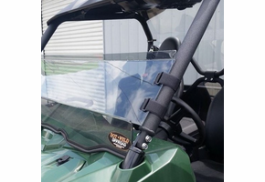 Dot Weld Half Front Windshield - Yamaha Viking