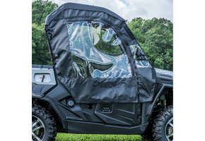 3 Star Soft Half Doors w| Zippered Windows - CFMOTO UForce 500 | 800