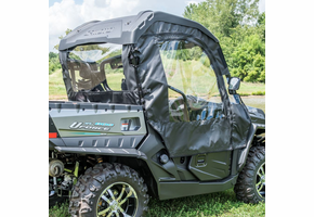 3 Star Soft Half Doors and Rear Panel - CFMOTO UForce 500 | 800