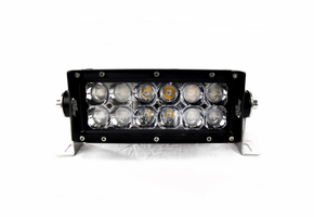 6.5 Inch ECO-Light Series Double Row LED Light Bar by Race Sport Lighting