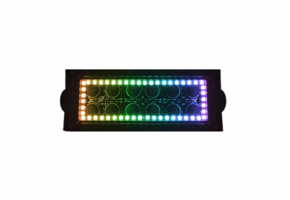 8 Inch ColorADAPT Series RGB-Halo LED Light Bar by Race Sport Lighting