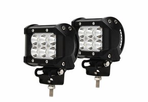2.5 Inch Street Series LED Cube Light Kit by Race Sport Lighting |Sold in Pairs|