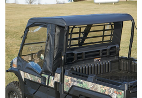 Over Armour Doors, Rear Window and Top |No Windshield| - Kawasaki Mule Pro-FX | DX