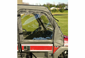 Over Armour Soft Upper FRONT Doors - Kawasaki Mule Pro-FXT | DXT
