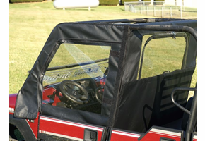 Over Armour Soft Upper FRONT Doors and Middle Window - Kawasaki Mule Pro-FXT | DXT