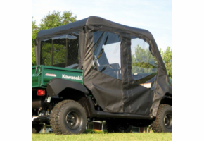 Over Armour Doors, Rear Window and Top |No Windshield| - Kawasaki Mule 3010 Trans | 4010 Trans