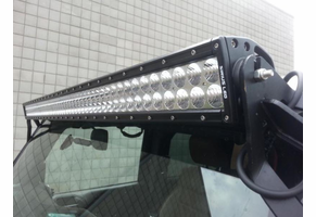 50 Inch Sirius Pro Series Double Row LED Light Bar