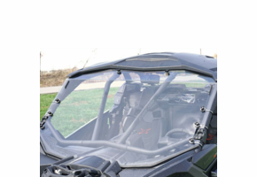 Over Armour Full Front Windshield - Can Am Maverick X3