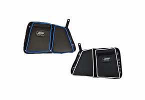 PRP REAR Stock Door Bags w| Knee Pads |Sold in Pairs| - Polaris RZR XP 4 1000 | XP 4 Turbo | 4 900