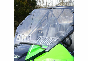 Over Armour Aero-Vent Front Windshield - Textron Wildcat X