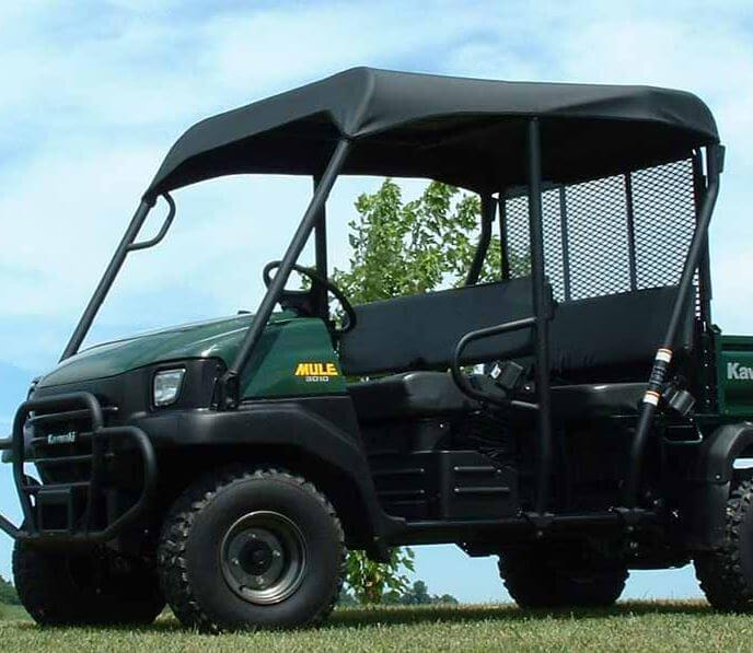 Kawasaki Mule 3000//3010 Trans Full Soft Cab Enclosure by Over Armour Offroad