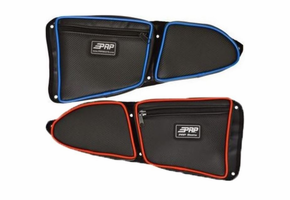 PRP FRONT Stock Door Bags w| Knee Pads |Sold in Pairs| - Polaris RZR XP 1000 | XP Turbo | S 1000 | S 900