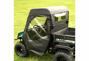 Over Armour Doors, Rear Window and Top |No Windshield| - American Sportworks Landmaster