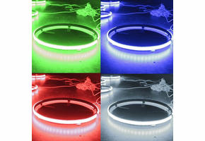 LED Wheel Light Kit by Race Sport Lighting