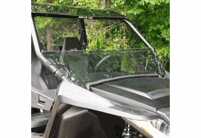 Dot Weld Half Front Windshield - Arctic Cat Wildcat Trail | Sport