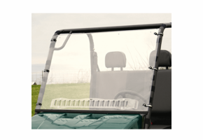 Over Armour Aero-Vent Front Windshield - American Sportworks Landmaster