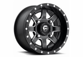 Fuel Maverick D538 Wheel Set - 14 | 15 | 16 | 18 | 20 | 22 | 24 Inch