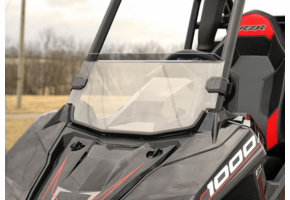 Over Armour Tinted Half Front Windshield - Polaris RZR RS1
