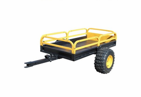 Impact Implements Utility Trailer 1000-lb
