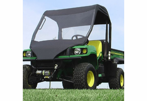 Over Armour Soft Windshield, Top and Rear Window - 2004-10 John Deere Gator HPX | XUV 620i | 625i | 825i | 850d | 855d