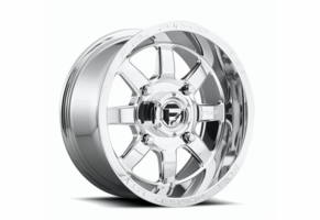 Fuel Trophy FF53 Wheel Set - 15x7
