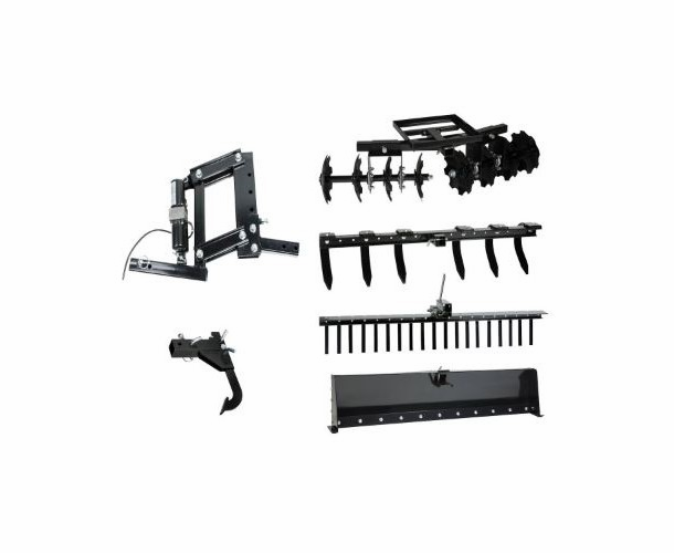 Impact Implements Pro 6 Piece Hydraulic Kit