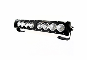 18 Inch Penetrator Series Single Row LED Light Bar by Race Sport Lighting