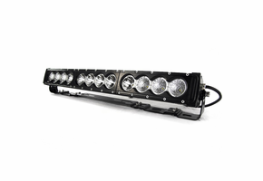 27 Inch Penetrator Series Single Row LED Light Bar by Race Sport Lighting