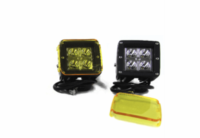 3 Inch Street Series LED Cube Light Kit by Race Sport Lighting |Sold in Pairs|