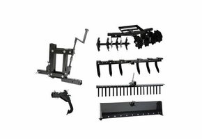 Impact Implements Pro 6 Piece Kit