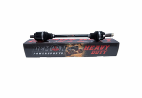 Demon Heavy Duty Front Stock Length Axle - 2013-16 Polaris Brutus
