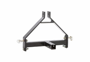 Impact Implements CAT-0 3-Point Hitch Receiver