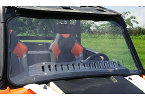 Over Armour Aero-Vent Front Windshield - Polaris General 1000 | XP 1000