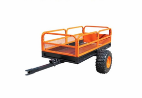 Impact Implements ATV | UTV Utility Trailer - 1500 lb. Capacity