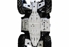 Rival Aluminum Skid Plate and Guards Kit - 2015-19 Polaris Sportsman Touring 850 SP | XP 1000