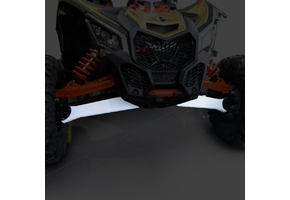 Rival Front A-Arm Guards - Can Am Maverick X3