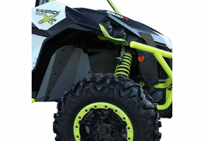Rival Footwell Protector - Can Am Maverick