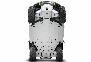 Rival Aluminum Skid Plate and Guards Kit - Can Am Defender