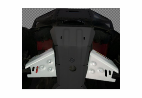 Rival Front A-Arm Guards - 2019 Suzuki King Quad LT-A500 | LT-A750
