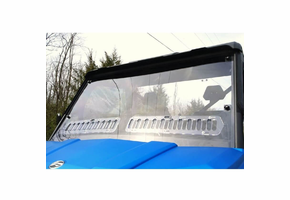 Over Armour Aero-Vent Front Windshield - CF Moto UForce 1000