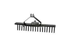 Impact Implements Cat-0 Landscape Rake