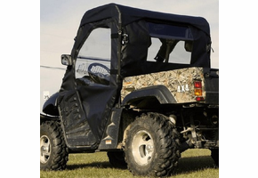 Over Armour Soft Doors and Rear Window - Massimo MSU 500 | 700