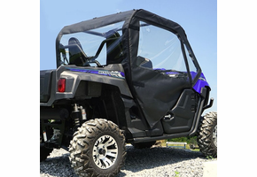 Over Armour Soft Doors and Rear Window - Yamaha Wolverine