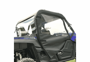 Over Armour Top, Doors and Rear Window - Yamaha Wolverine