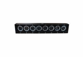 16 Inch HALO-DRL Series Single Row Halo LED Light Bar by Race Sport Lighting